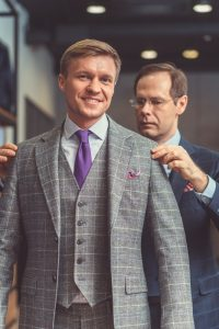 Tailored Suit paris